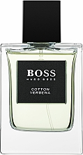 Hugo Boss BOSS The Collection Cotton & Verbena - Apă de toaletă — Imagine N1