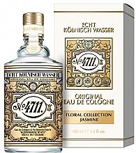 Parfumuri și produse cosmetice Maurer & Wirtz 4711 Original Eau de Cologne Jasmine - Apă de colonie