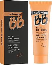 """Parfumuri și produse cosmetice BB Cremă """"Piele perfectă"""" - Cafe Mimi Facial BB-Cream"""