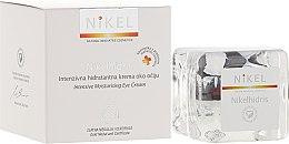 Parfumuri și produse cosmetice Cremă hidratantă pentru zona ochilor - Nikel Eye Cream
