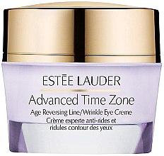 Parfumuri și produse cosmetice Cremă anti-îmbătrânire pentru zona din jurul ochilor - Estee Lauder Advanced Time Zone Age Reversing Line/Wrinkle Eye Creme