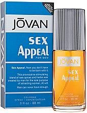 Parfumuri și produse cosmetice Jovan Sex Appeal - Apă de colonie