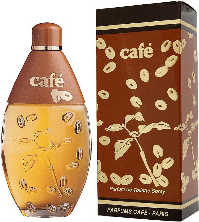 Cafe Parfums Cafe - Apă de toaletă