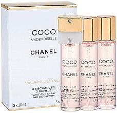 Chanel Coco Mademoiselle - Apă de parfum (rezervă) — Imagine N1