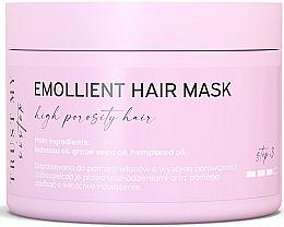 Parfumuri și produse cosmetice Mască pentru păr cu efect de netezire (porozitate ridicată) - Trust My Sister High Porosity Hair Emollient Mask