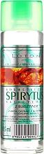 Parfumuri și produse cosmetice Loțiune pentru față și corp - Loton Spirytus Salicylic Cosmetic With Amber