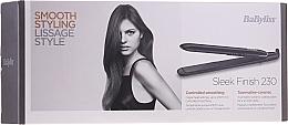 Parfumuri și produse cosmetice Placă de păr - BaByliss ST255E Sleek Finish 230