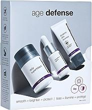 Parfumuri și produse cosmetice Set - Dermalogica Age Defense Kit (powder/13ml + ser/10ml + cr/12ml)