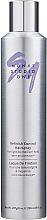 Parfumuri și produse cosmetice Lac de păr, fixare puternică - Monat Studio One Refinish Control Hairspray