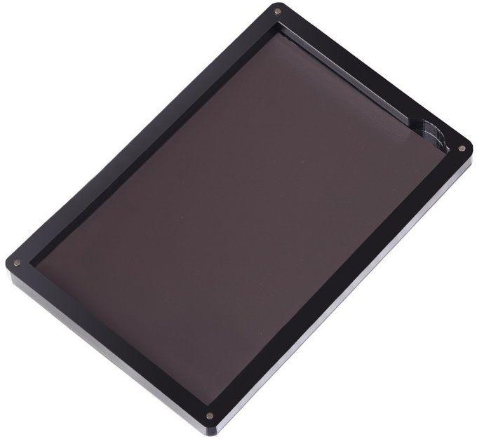 Husă magnetică pentru farduri de ochi, mică - Vipera Magnetic Play Zone Small Professional Satin Palette — Imagine N1