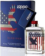Parfumuri și produse cosmetice Zippo Gloriou.s. - Apă de toaletă