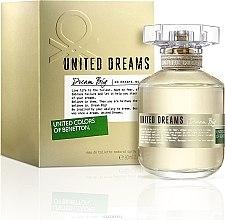 Parfumuri și produse cosmetice Benetton United Dreams Dream Big - Apă de toaletă (tester fără capac)