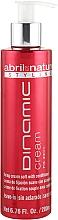 Parfumuri și produse cosmetice Cremă de păr cu efect de fixare - Abril et Nature Advanced Stiyling Dinamic Cream