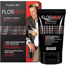 Cremă regeneratoare anti-rid pentru bărbați - Floslek Flosmen Revitalizing Anti-Wrinkle Cream For Men — Imagine N1