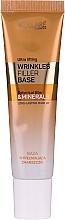 """Parfumuri și produse cosmetice Baza de machiaj """"Umplerea ridurilor fine"""" - Vollare Cosmetics Wrinkles Filler Base"""