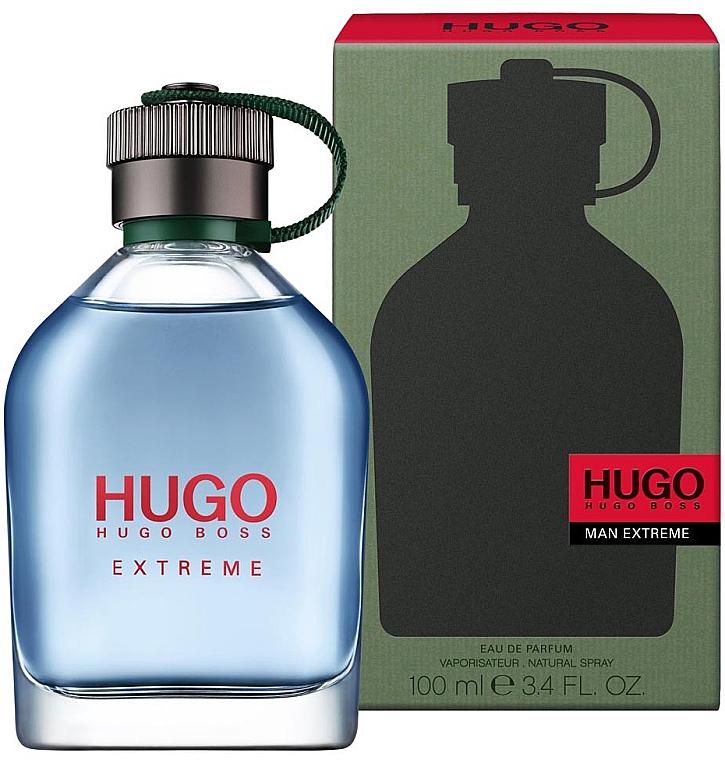 Hugo Boss Hugo Extreme Men - Apă de parfum — Imagine N1
