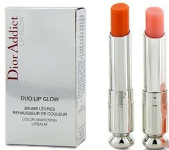 Set - Dior (lip/balm/3.5g + lip/balm/3.5g) — Imagine N1