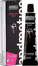 Parfumuri și produse cosmetice Vopsea pentru sprâncene și gene - Andmetics Brow & Lash Tint
