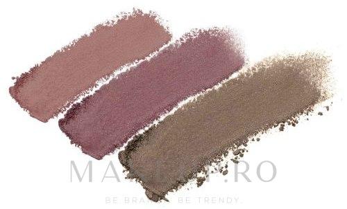 Paletă far de pleoape - Jane Iredale PurePressed Eye Shadow Triple — Imagine Soft Kiss