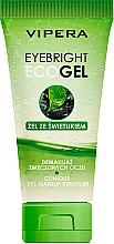 Parfumuri și produse cosmetice Gel demachiant - Vipera EyeBright Eco Gel