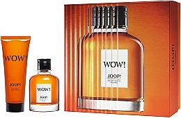 Parfumuri și produse cosmetice Joop! Wow! - Set (edt/60ml + sh/gel/75ml)