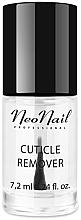 Parfumuri și produse cosmetice Soluție pentru eliminarea cuticulei - NeoNail Professional Cuticle Remover
