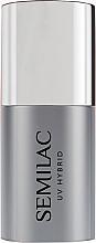 Parfumuri și produse cosmetice Bază pentru lac-gel - Semilac UV Hybrid BB Base