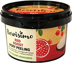 Parfumuri și produse cosmetice Peeling pentru corp - Berrisimo Red Boost Body Peeling