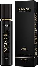 Parfumuri și produse cosmetice Ulei pentru păr cu porozitate ridicată - Nanoil Hair Oil High Porosity