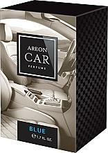 Parfumuri și produse cosmetice Aromatizator auto - Areon Car Perfume Blue