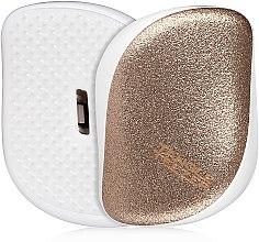 Parfumuri și produse cosmetice Perie de păr - Tangle Teezer Compact Styler Glitter Gold