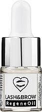 Parfumuri și produse cosmetice Ulei pentru sprâncene și gene - Lash Brow RegeneOil