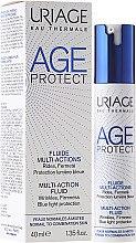 Parfumuri și produse cosmetice Emulsie antirid pentru pielea normală și combinată - Uriage Age Protect Multi-Action Fluid