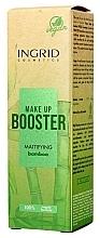 Parfumuri și produse cosmetice Booster matifiant pentru față - Ingrid Cosmetics Make Up Booster Mattifying Bamboo
