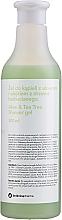 Parfumuri și produse cosmetice Gel de baie cu aloe și ulei de arbore de ceai - Botanicapharma Gel
