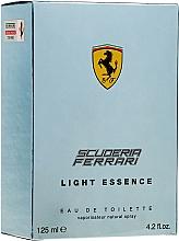 Parfumuri și produse cosmetice Ferrari Light Essence - Apă de toaletă