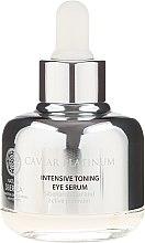 Ser anti-age pentru față - Natura Siberica Caviar Platinum — Imagine N2