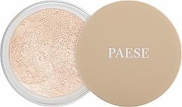 Parfumuri și produse cosmetice Pudră de față - Paese Puder HD