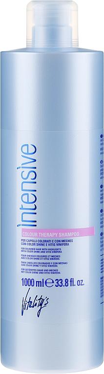 Șampon pentru păr vopsit - Vitality's Intensive Color Therapy Shampoo — Imagine N3