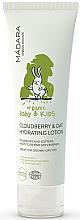 Parfumuri și produse cosmetice Loțiune de corp - Madara Cosmetics Ecobaby Cloudberry And Oat Hydrating Lotion