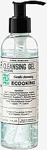 Parfumuri și produse cosmetice Gel de curățare pentru ten normal și gras - Ecooking Cleansing Gel