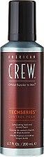 Parfumuri și produse cosmetice Spumă de curățare pentru păr - American Crew Techseries Control Foam