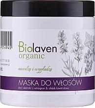 Parfumuri și produse cosmetice Mască de păr - Biolaven Organic Hair Mask