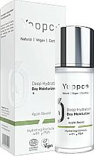 Parfumuri și produse cosmetice Cremă hidratantă de zi pentru față - Yappco Deep Hydration Moisturizer Day Cream