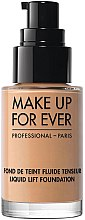 Parfumuri și produse cosmetice Fond de ten - Make Up For Ever Liquid Lift Foundation