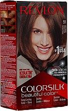 Parfumuri și produse cosmetice Vopsea de păr rezistentă - Revlon ColorSilk Beautiful Color