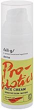 Parfumuri și produse cosmetice Cremă pentru pielea matură sensibilă - Kili·g Derma Face Cream Sensitive Skin Mature