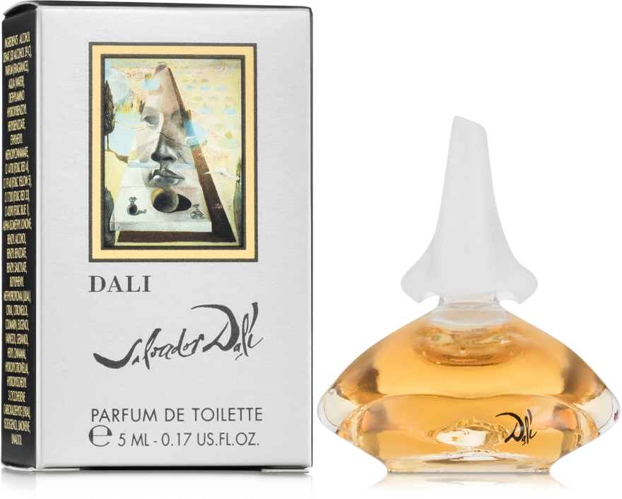 Salvador Dali Salvador Dali - Apă de toaletă (mini) — Imagine N3