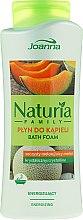 Parfumuri și produse cosmetice Spumă de baie - Joanna Naturia Family Bath Foam Crystalline