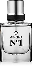 Parfumuri și produse cosmetice Aigner No 1 - Apă de toaletă